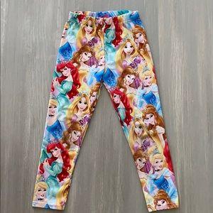 Disney Girls Leggings Size 4T
